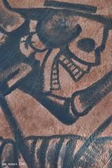 Senor Calavera (pam's pics-) Tags: horse usa art latinamerica wall america painting dayofthedead skeleton skull us mural colorado mexican american coloradosprings co diadelosmuertos calavera fineartscenter pammorris nikond5000 denverpam