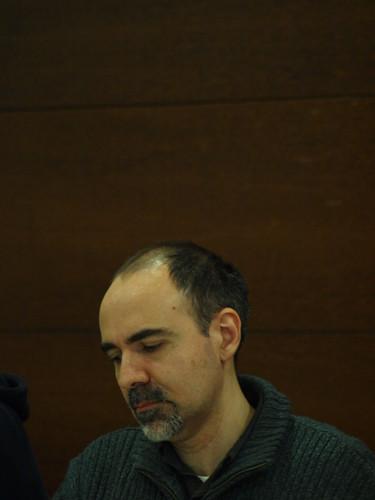 Casdeiro na Rolda de Rebeldía (30/01/2010)