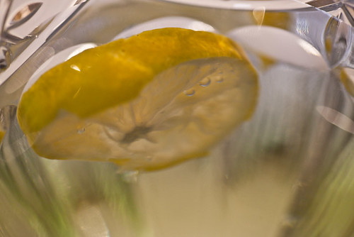 Project 365 #29: Abstract lemon