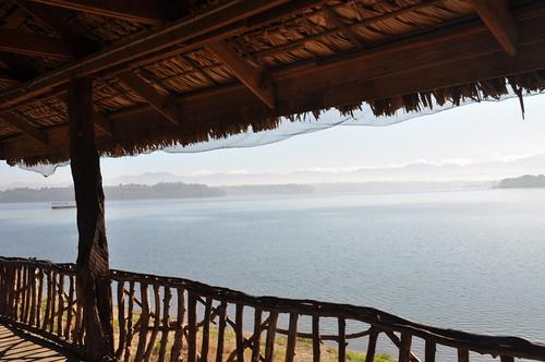 Paoay Lake in Ilocos Sur