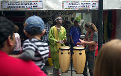 National Multicultural Festival - African Drums (Kincuri) Tags: africa festival drums australia canberra multicultural nationalmulticulturalfestival lumixgf1 20mmf17