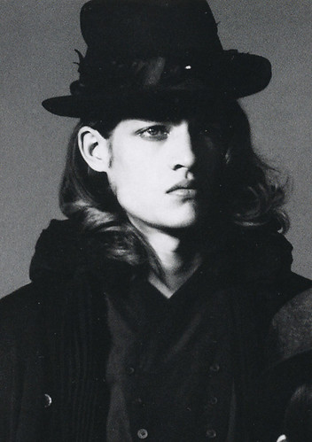 Marcel Castenmiller(VOGUE HOMME JAPAN VOL.2)
