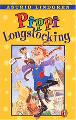 4337627619 44b6f0b44c m Top 100 Childrens Novels #91: Pippi Longstocking by Astrid Lindgren