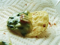 07 - fondue party - spinach artichoke and bacon dip