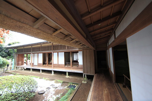 Japanese traditional style house / 好文亭(こうぶんてい)