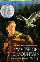 4347652514 7db524c241 m Top 100 Childrens Novels #77: My Side of the Mountain by Jean Craighead George