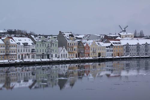 Sønderborg, southern Denmark.