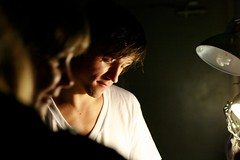 (heffy88) Tags: lighting concert focus shadows sondrelerche autographs