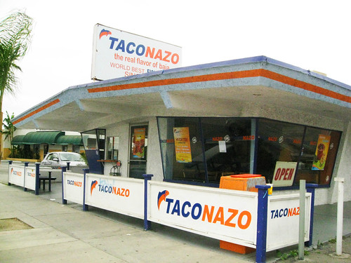 6 Stop Fish Taco Crawl: Taco Nazo