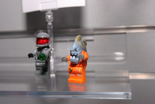 LEGO Toy Fair 2010 - Space Police - 5984 Lunar Limo - 5