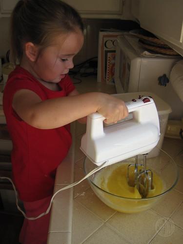 mixer girl