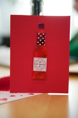 Hottie Valentine's Day Card