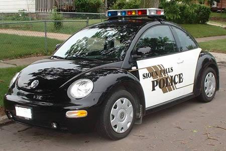 mobil polisi keren