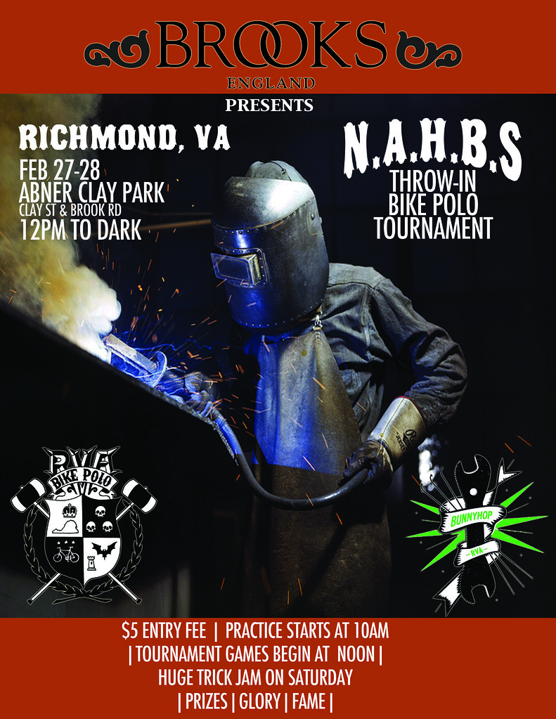 NAHBS tourney flyer