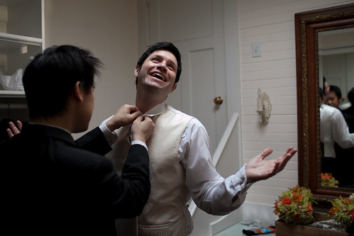 Groom Prep photo 1