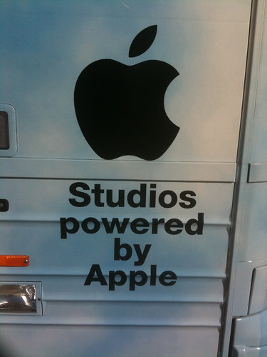 Studios powered by Apple