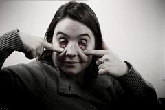 Zombie le retour (B N C T O N Y) Tags: fear yeux sombre macabre horrible horreur peur glauque lugubre bnctony