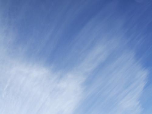 Monday sky