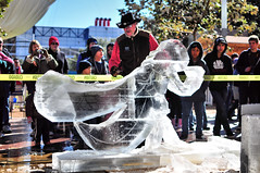 DSC_9651 (carpe|noctem) Tags: houston icesculpting downtownhouston discoverygreen