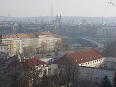 Prague in winter (ragingr2) Tags: winter prague vltava moldau