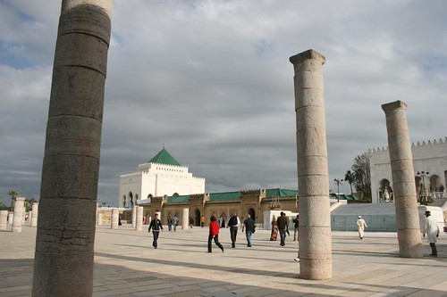 TOP 5 MOROCCO: Rabat the Capital of Morocco