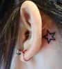 Star Tattoo My third tattoo!