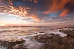 Toms Beach Sunset (jeffiebrown) Tags: sunset seascape perth northbeach westernaustralia tomsbeach perthsunset gradndfilters jeffiebrown hitechfilters northbeachsunset