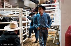 Derek Swisher (.darkchamber.) Tags: usa nikon cowboy michigan documentary msu rodeo eastlansing d300 jamiemiller darkchamber spartanstampederodeo