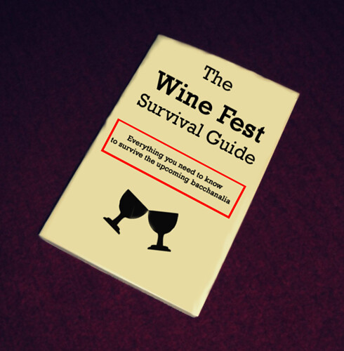 Wine Festival Survival Guide
