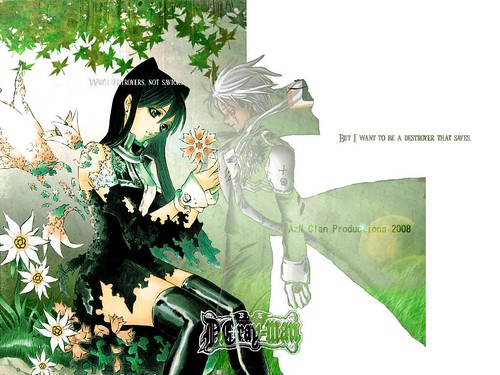 d gray man wallpaper. D.Gray-Man wallpaper 10