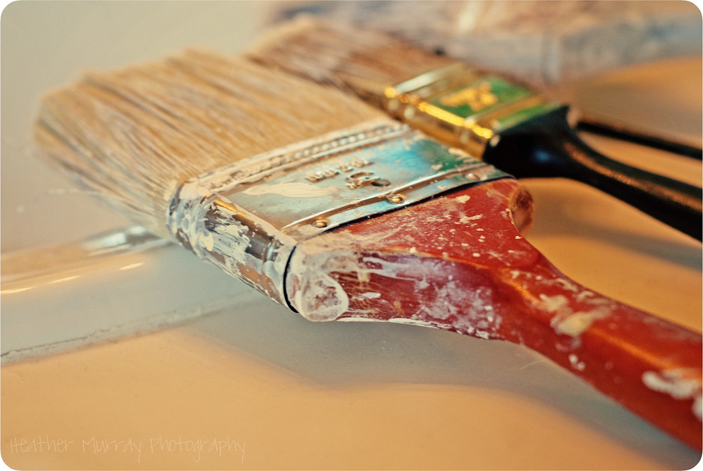 Day 51 paint brushes