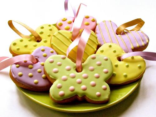 Spring Cookies...