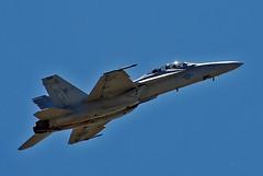 F/A-18F Super Hornet (skyhawkpc) Tags: nikon aircraft aviation navy naval usnavy openhouse usn jeffco mcdonnell superhornet fa18f vfa122 d80 kbjc rockymountainmetropolitanairport