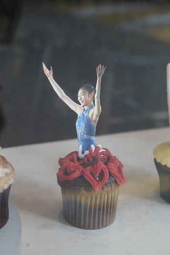 Kim Yuna Takes The Cake