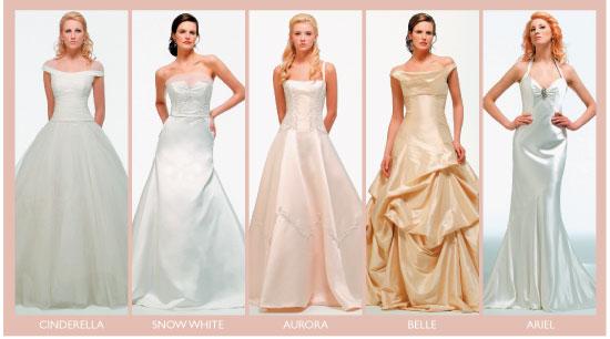More Disney Weddings - Disney Princesses