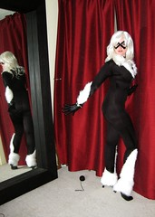 Tallest Silver as Black Cat (Roxanna Meta) Tags: comics costume comic cosplay marvel xcelsior blackcattallestsilver