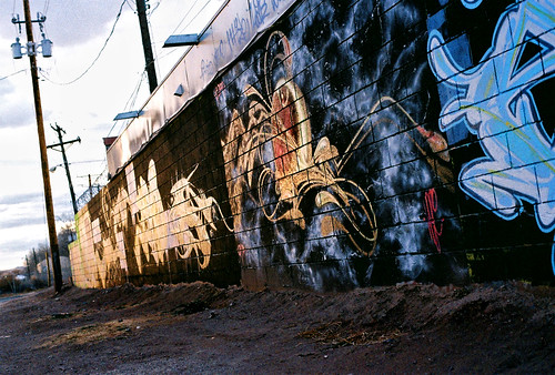 4th Graf Wall @ Sunset