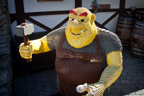 Yellow Shrek
