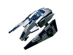 Neimoidian Gundark Wing by theRealJudeAbides