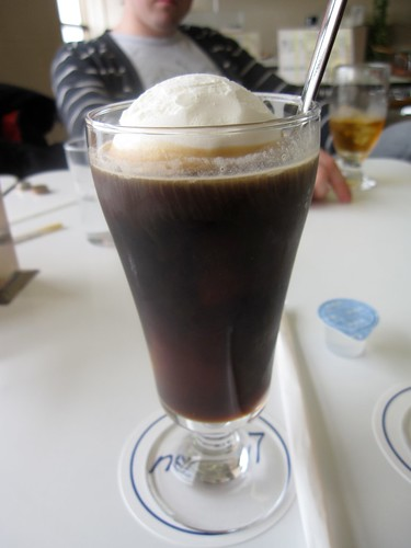 terrible iced coffee float 2
