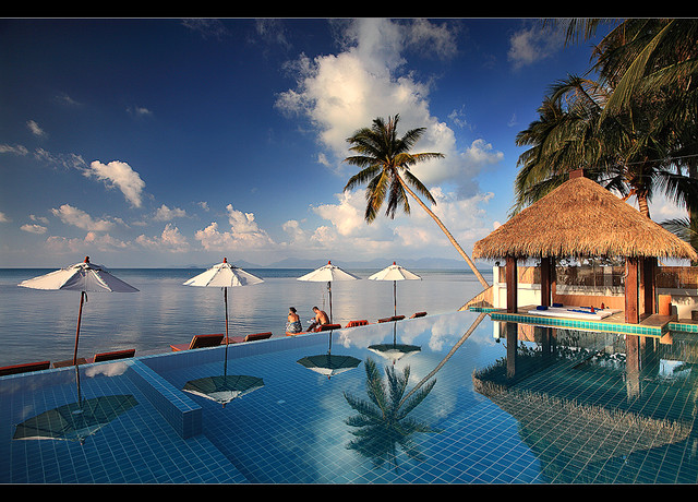 the beach asia rooms holidays resort