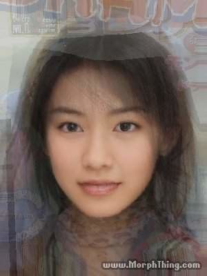 Morphed 8 Faces