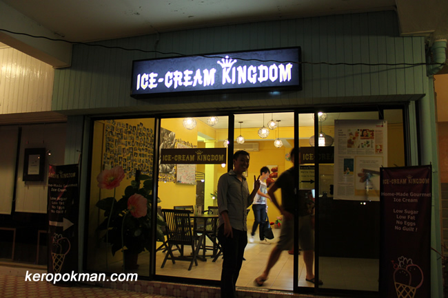 Ice Cream Kingdom @ Holland Grove Road
