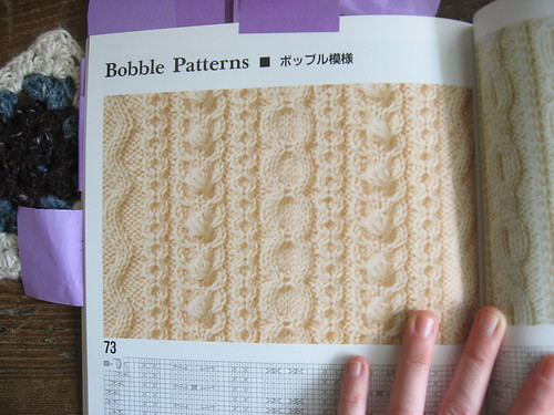 bobble patterns