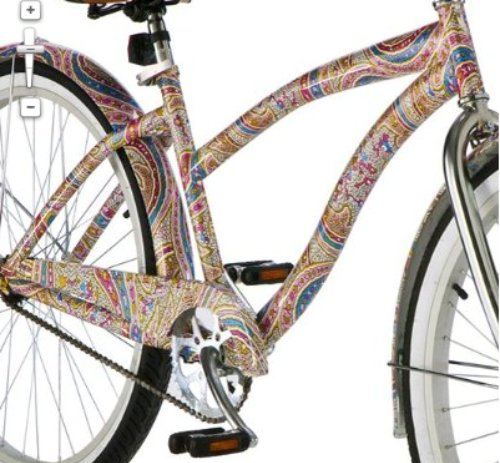 Liberty of London Bicycle