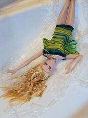 """drowned"" (ANTM REJECTS) Tags: woman against dead 14 8 scene crime cycle end violence barbies banks glamorous antm tyra"