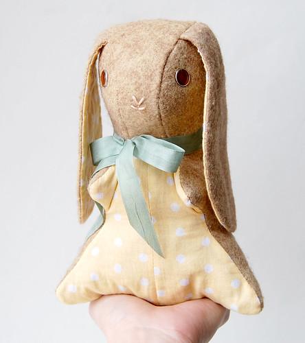 Giant Dwarf // Dwarfette Bunny