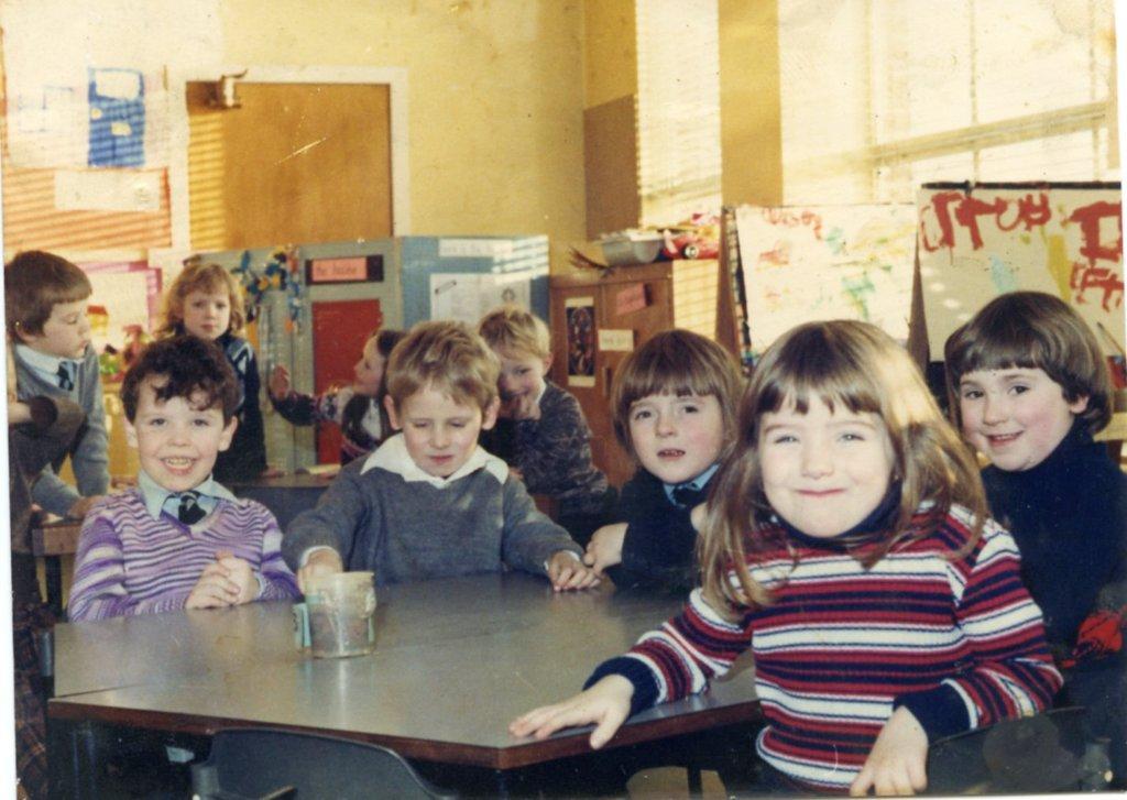 Andrea McGarvie,  Milncroft School.