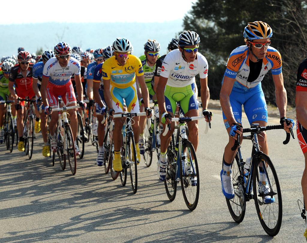 David Millar - Paris-Nice, stage 6