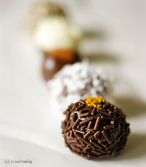 pretzels chocolate truffles chocolate truffles chocolate truffles ...